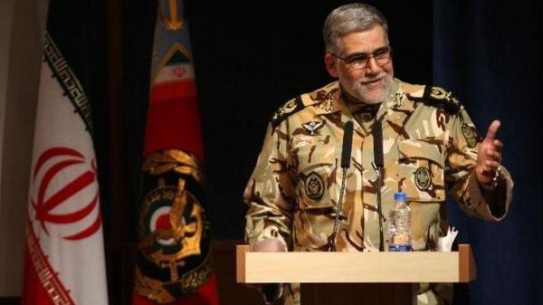 Jenderal Ahmad Reza Bordstan