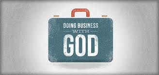 bisnis Allah