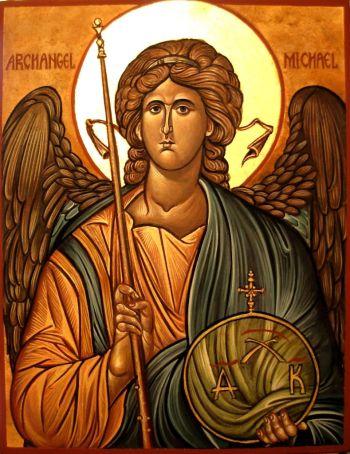 Archangel Michael final