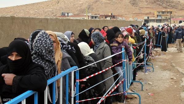 LEBANON-SYRIA-CONFLICT-REFUGEES