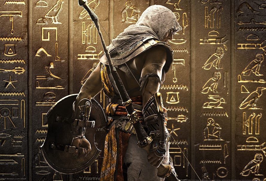 6 Reasons Why Assassin's Creed: Origins is for the Haters - Green Man  Gaming Blog