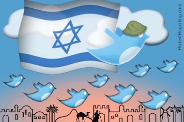 twit israel