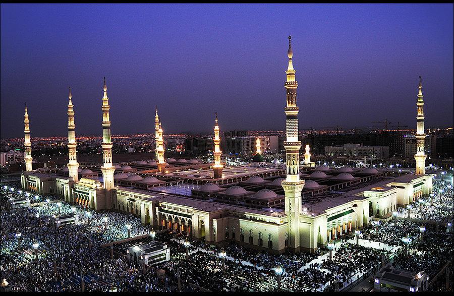 Ramadhan Ini Saudi Hanya Izinkan I Tikaf Di Bagian Atas Masjid