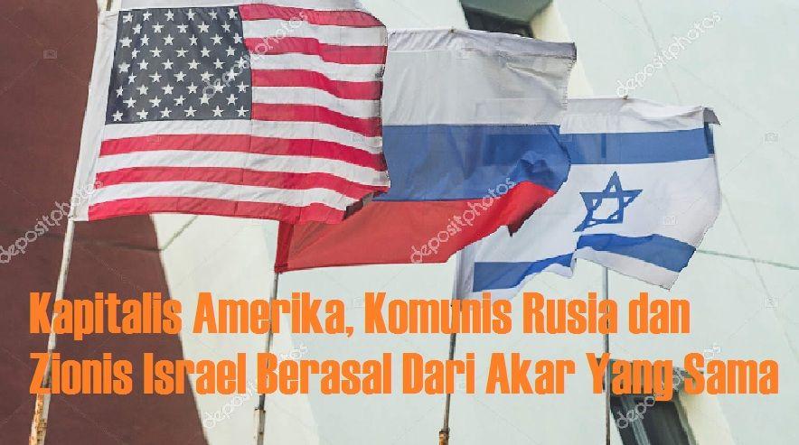 Image result for bendera amerika israel dan rusia