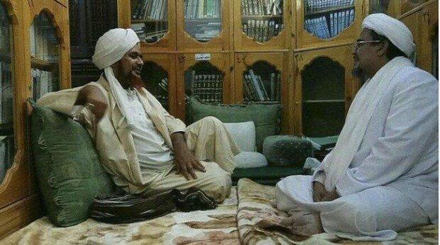 Inilah Kondisi Terkini Habib Rizieq Di Yaman Eramuslim