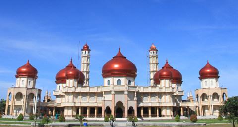 Masjid Agung Baitul Makmur, Aceh Barat