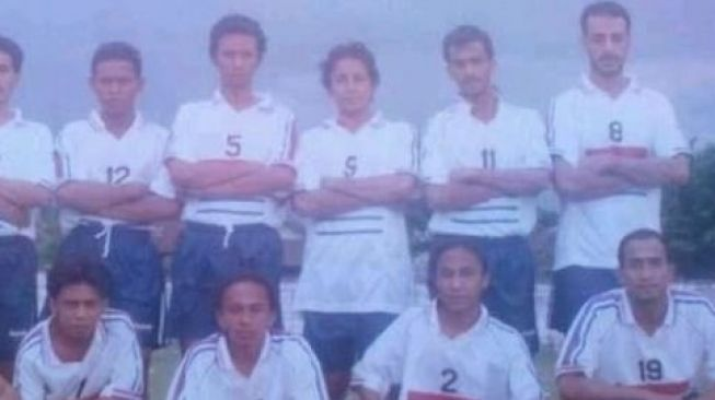 Syekh Ali Jaber Sang Zidane Lombok, Pernah Perkuat Assabab Ampenan FC
