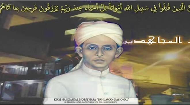 Image result for KH. Zainal Musthafa