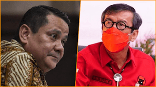 Seret Yasoanna, Napoleon Sebut Penghapusan DPO Djoko Tjandra Tanggung Jawab Menkumham
