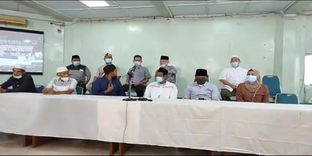 Kasus Belum Jelas, Keluarga Laskar FPI Korban KM 50 Gelar Muhabalah