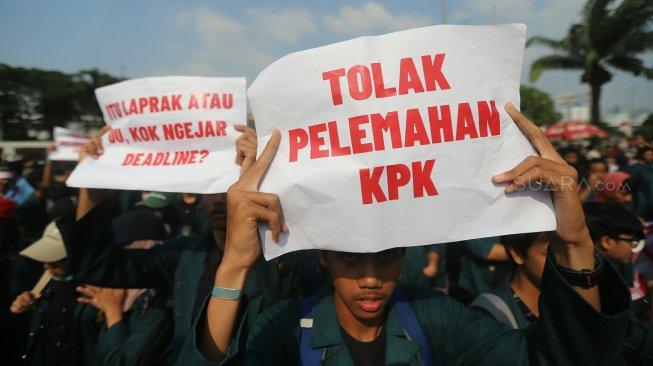 Mardani Ali Sera Tuding Pernyataan Jokowi saat Revisi UU KPK Cuma Gimik