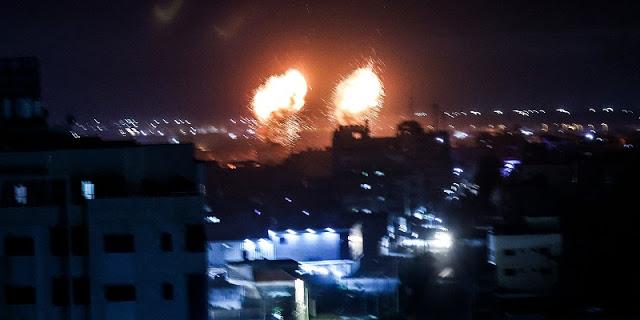 Jalur Gaza Kembali Membara, Israel Kirim Jet Tempur Balas Balon Pembakar Hamas