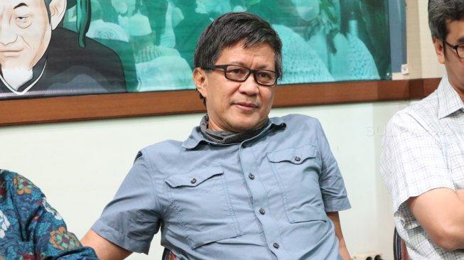Habib Rizieq Segera Divonis, Rocky Gerung Curiga Ada Tokoh Utama yang Punya Dendam