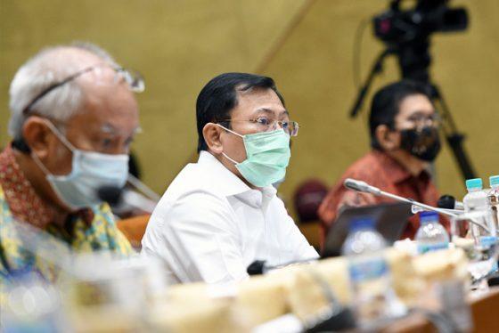 Terawan Pilih Bungkam Saat Ditanya Vaksin Nusantara Adalah Buatan AS