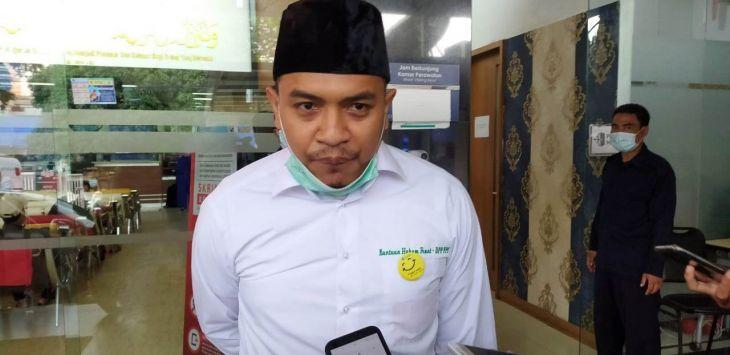 Aziz Yanuar. Foto: Adi PojokBogor.com