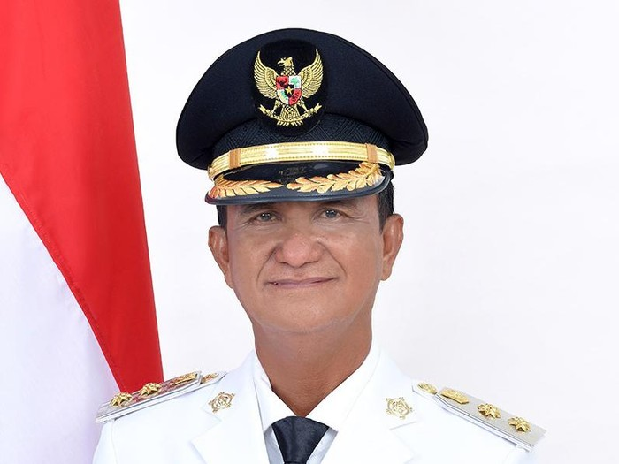 Wakil Bupati (Wabup) Kepulauan Sangihe, Helmut Hontong