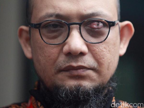 Novel Baswedan Belum Pernah Dengar Ada Kasus Terkait Anies di KPK