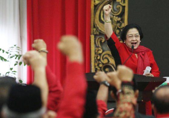 Megawati Ingatkan Partainya Untuk Segera Membangun Monumen Kudatuli