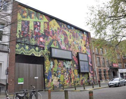 El gran mural
