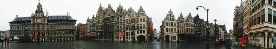 Stadhuis, Antwerpen