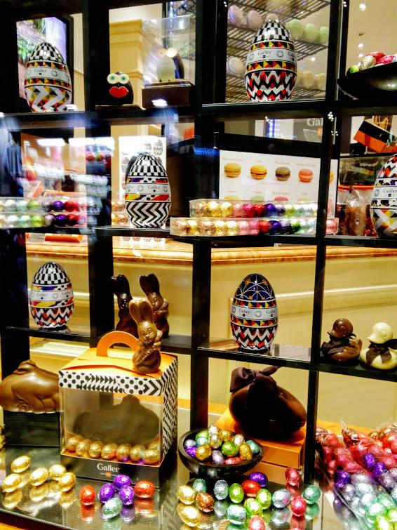 Huevos de Pascua Galfer