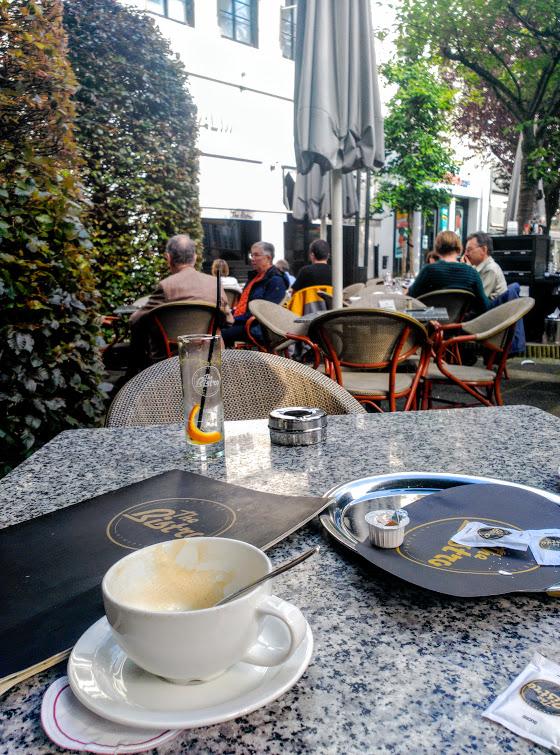 the bistro terraza