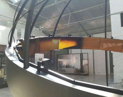 Red Star Line Museum, sobrecogedor