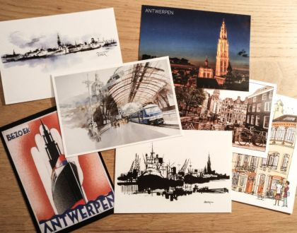Dónde encontrar las postales más bonitas en la ciudad de Amberes
