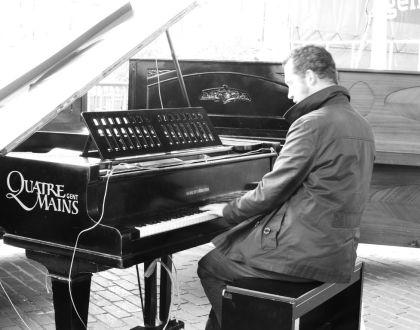 Regalos musicales de Bélgica a España
