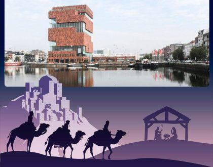 Ya llegan los Reyes Magos... ¿También a Flandes?