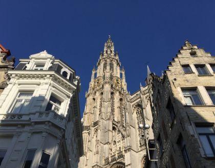 Qué hacer un día soleado | Un paseo por el centro de Amberes