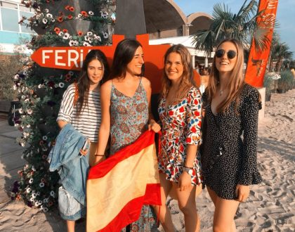Como en casa | Feria Andaluza y Final de Champions