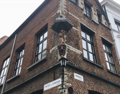 Curiosidades arquitectónicas de Amberes