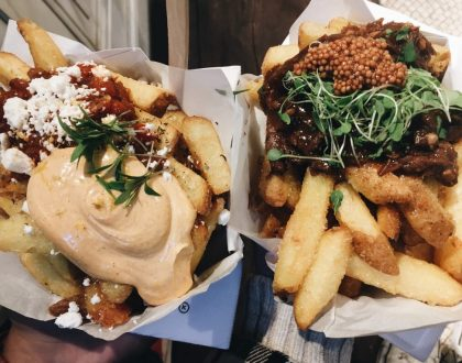 Las mejores patatas fritas de Amberes
