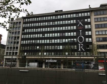 Principales residencias de estudiantes en Amberes