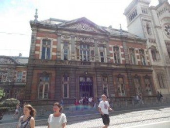 Conservatorio Real de Bruselas, dónde van a celebrarse todos los conciertos Música clásica en Bruselas: Festival Midis Minimes - DSCN6083 300x225 - Música clásica en Bruselas: Festival Midis Minimes