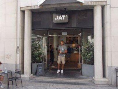 JAT-Bruselas-Entrada JAT': una cafetería diferente en la zona palaciega de Bruselas - DSCN6467 300x225 - JAT': una cafetería diferente en la zona palaciega de Bruselas