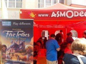 festival-juegos-mesa-Bruselas Brussels Games Festival: la diversión continúa en el Parc Royale - DSCN6566 300x225 - Brussels Games Festival: la diversión continúa en el Parc Royale