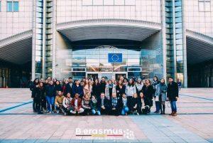 Express, ESN, vida universitaria Erasmus. - ULB express visita el parlamento europeo 300x201 - Express, ESN, vida universitaria Erasmus.