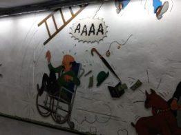 arte en las estaciones de metro - Stokkel 5 300x225 - ARTE EN LAS ESTACIONES DE METRO
