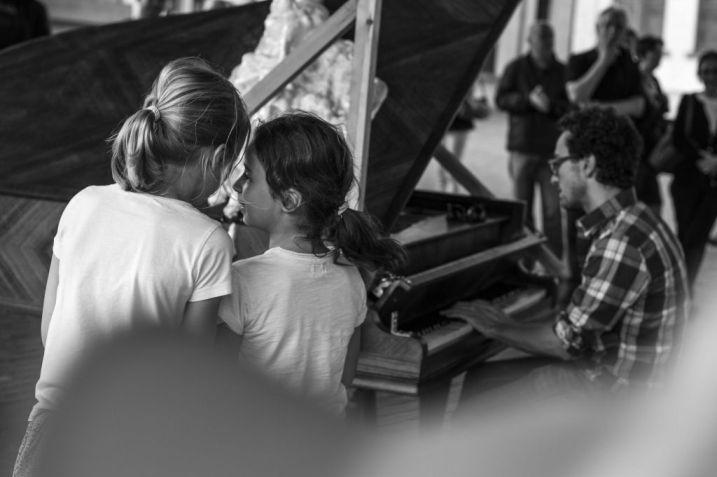 piano El piano de Sint-Baafsplein - piano - El piano de Sint-Baafsplein
