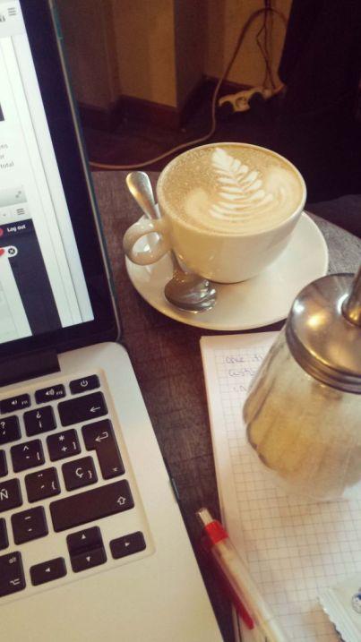 OR2  - OR2 - El mejor café de la ciudad