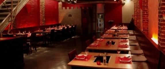 restaurante  - restaurante - Comer fondue en Fondueloft