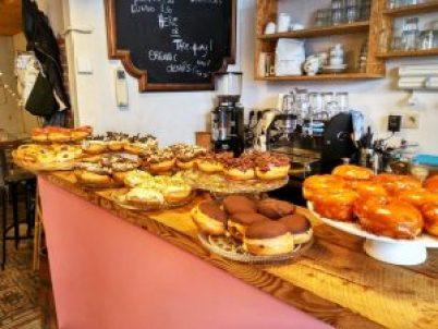 COCO donuts (6) El paraíso de Homer Simpsons está en Bruselas: C O C O Donuts - COCO donuts 6 300x225 - El paraíso de Homer Simpsons está en Bruselas: C O C O Donuts