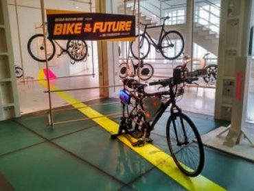 Bike to the future (2) Las bicicletas del futuro llegan a Gante: Bike to the Future! - Bike to the future 2 300x225 - Las bicicletas del futuro llegan a Gante: Bike to the Future!