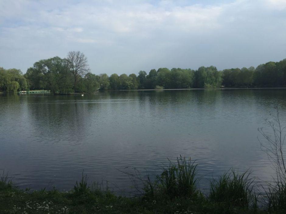 Kessel-lo lago Kessel-lo la opción más relajante de pasar la primavera belga - Kessel lo lago - Kessel-lo la opción más relajante de pasar la primavera belga