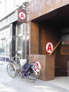 - abajo buena1 224x300 - Ruta temática: Bares de ambiente en Gante