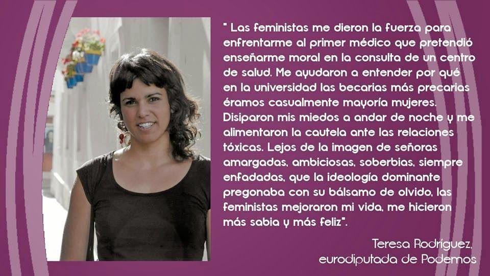 Feminismo, para ser felices