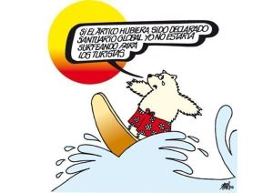 Forges activista Greenpeace