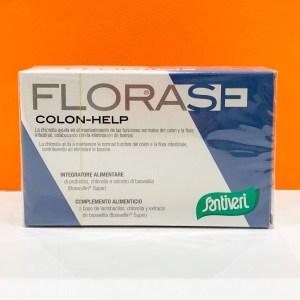 Capsule - florase colon help - Santiveri | Erboristeria Erbainfusa Como | Shop Online